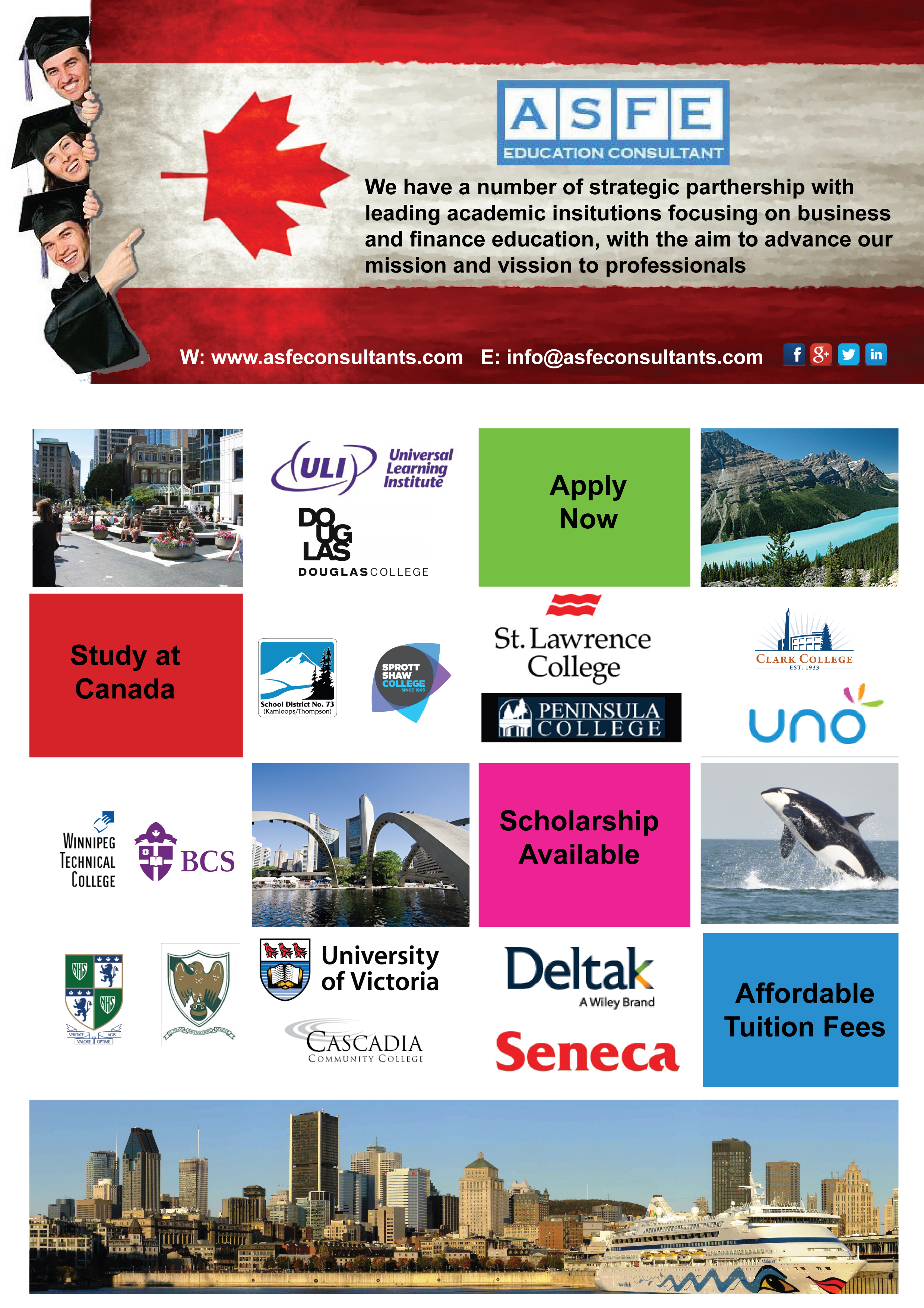 study at canada